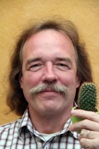 Clemens Morlok ist einer der Sprecher des Kaktus-Bündnis