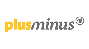 """ARD-Magazin """"plusminus"""""""