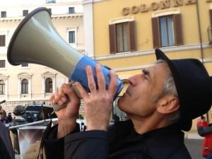 Foto von ACTA-Demo