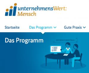 Screenshot_Unternehmenswert_Mensch