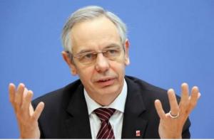 Michael Vassiliadis, Chef der BCE, Foto: dpa