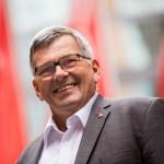 Jörg Hofmann, 1. Vorsitzender der IG Metall, Quelle: IG Metall