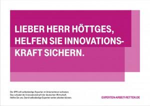 Erläuterung: Timotheus Höttges ist Vorstandsvorsitzender der Deutschen Telekom und damit des größten deutsche Telko-Unternehmens. Die Telekom beschäftigt 228.000 Mitarbeiter, darunter auch sehr viele Berater und selbstständige Experten.