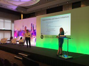 Satyen Shenoy und Julie Charlesworth führen durch das Freelance Business Forum