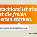 """""""Pledgecard"""", die an CDU-Bundestagsabgeordnete gesendet wurde"""