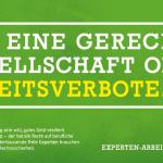 """""""Pledgecard"""", die an Grüne-Bundestagsabgeordnete gesendet wurde"""