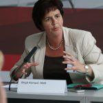 MdB Dr. Birgit Kömpel fasst die Diskussionsergebnisse zusammen (Foto: spdfraktion.de)