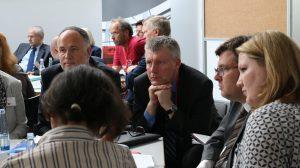 Andreas Lutz (VGSD) mit Jörg Zeyßig (BVBC) und MdB Rosemann (Foto: spdfraktion.de)