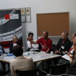 Diskussion an Tisch 3 (Foto: spdfraktion.de)