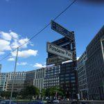 """Die Preisverleihung fand in den """"Ministergärten"""" statt, unweit des Potsdamer Platzes"""