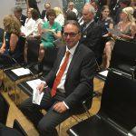 Christoph Klein war ebenfalls nominiert mit guten Chancen auf den Preis