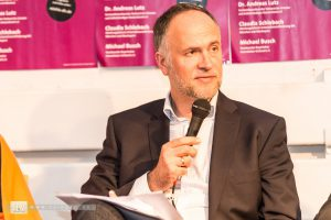 Andreas Lutz vom VGSD - Foto: Thomas Dreier, t3-foto.de