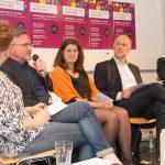 Die Diskussionsrunde startet jeweils bei Jürgen Enninger - Foto: Thomas Dreier, t3-foto.de