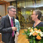 Christa Weidner im Gespräch mit RA Wolf J. Reuter, einem Experten zum Thema SOKA-Bau