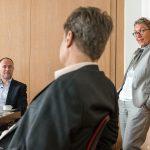 Bei der Pressekonferenz am Vormittag der Preisverleihung, Foto: Bonhoff-Stiftung, Katja Hoffmann