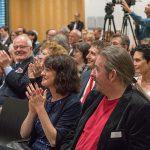 Annette Maier (nominiert für den Preis 2014) und N. Zadow (nominiert für den Preis 2016) - Foto: Katja Hoffmann