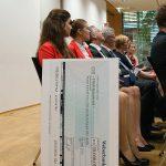 Auch dieses Jahr wartet ein Scheck über 50.000 Euro auf den Preisträger - Foto: Katja Hoffmann
