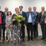 Mit den Laudatoren, Vortragsrednern und anderen Nominierten, Foto: Bonhoff-Stiftung, Katja Hoffmann