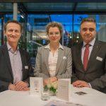 06.06.2016, Berlin. Verleihung des Werner-Bonhoff-Preises 2016 in der Landesvertretung Schleswig-Holstein. Preistraegerin 2016 ist Christa Weidner.