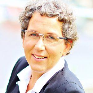 Christa Weidner stellt Lösungswege für Selbstständige vor, die selbstständig bleiben wollen