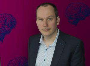 Prof. Dr. Bernd Weber vom Center for Economics and Neuroscience der Universität Bonn, Foto: Rolf Müller/ UKB-Unternehmenskommunikation