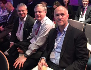 Thomas Andresen, Dirk Hermanns und Andreas Lutz