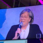 Andrea Voßhoff, Bundesbeauftragte für den Datenschutz und die Infor- mationsfreiheit