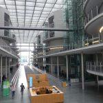 Der Veranstaltungsort Paul-Löbbe-Haus von innen