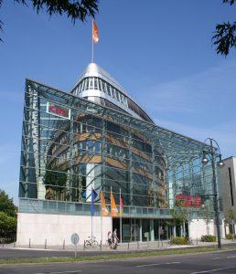 Konrad-Adenauer-Haus mit Bundesgeschäftsstelle, Foto: CDU