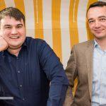 Der neue Beirat: Micha Lauterjung und Frank Weigelt