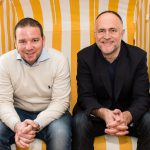 Eingespieltes Team: Max Hilgarth und Andreas Lutz