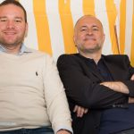 VGSD-Geschäftsführer Max Hilgarth und Vorstandsvorsitzender Andreas Lutz