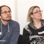 Tim Wessels und Susi Freudenberg