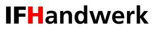 Das Logo von IFHANDWERK.