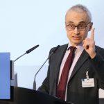 Prof. Dr. Martin Franzen, Lehrstuhl für Arbeits- und Bürgerliches Recht, LMU - hier auf einer Veranstaltung der vbw