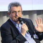 Jürgen Wechsler, Bezirksleiter der IG Metall für Bayern