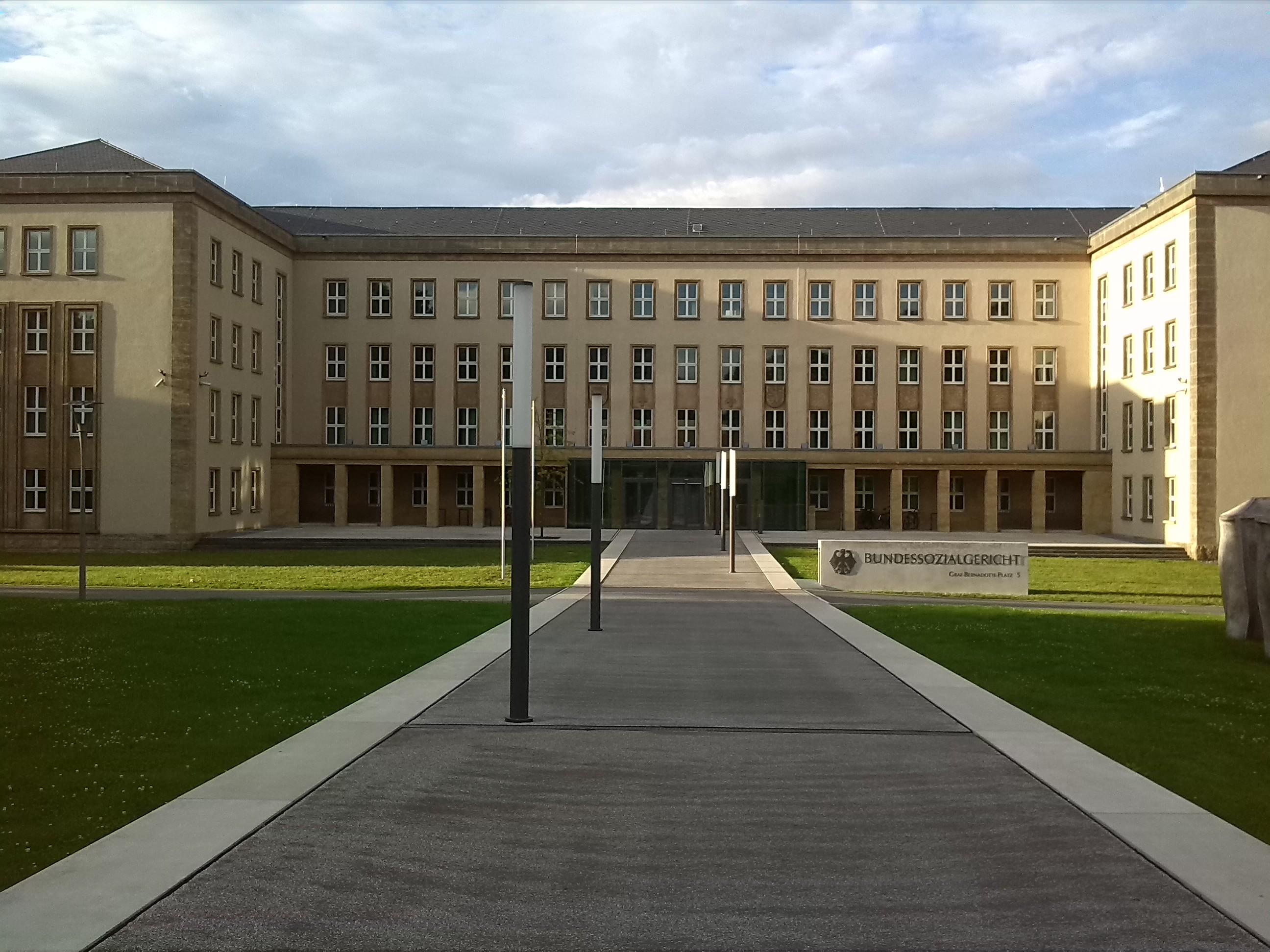 Bundessozialgericht Mahnt Drv Zur Nutzung Des Gesunden
