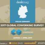 Alle Abbildungen: Global Coworking Survey 2017 (Zum Vergrößern bitte anklicken)