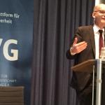 """IAB-Vizedirektor Dr. Ulreich Walwei spricht über die """"Arbeitswelt im Wandel - Analyse und Prognose"""""""