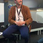 Betahaus-Gründer Christoph Fahle bei einer Barcamp-Session