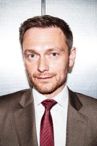 FDP-Chef Christian Lindner. Foto: Benjamin Zibner
