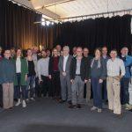 Gruppenfoto mit Verbandsvertretern, Fotograf: Jan-Peter Wahlmann