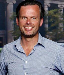 Der Eventmanager André Radebach aus Stuttgart ist unser Mitglied Nr. 2.400.