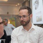 Der TV-Moderator Rainer Maria Jilg führte duch den Abend