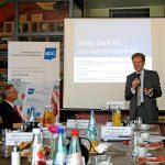 Ralf Lemster moderierte die erste Veranstaltung
