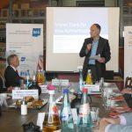 Andreas Lutz fasst am Ende die wichtigsten Ergebnisse und Empfehlungen zusammen