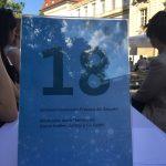 """An Tisch 18 war VGSD-Mitglied Bianca Gabbey """"Tischpatin"""" zum Thema """"Einzelunternehmerin: Prekariat der Zukunft?"""", Foto: Weiss, BMWi"""