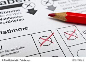 Welche Partei hat die Stimmen der Selbstständigen verdient? Unsere Wahlprüfsteine erleichtern die Entscheidung. Bild: Stockfotos-MG – Fotolia