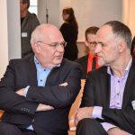 Prof. Stefan Sell im Gespräch mit Andreas Lutz, Foto: IKKeV