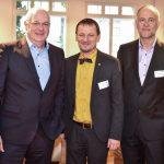 Prof. Stefan Sell, Jürgen Höhnl, Andreas Lutz, Foto: IKKeV